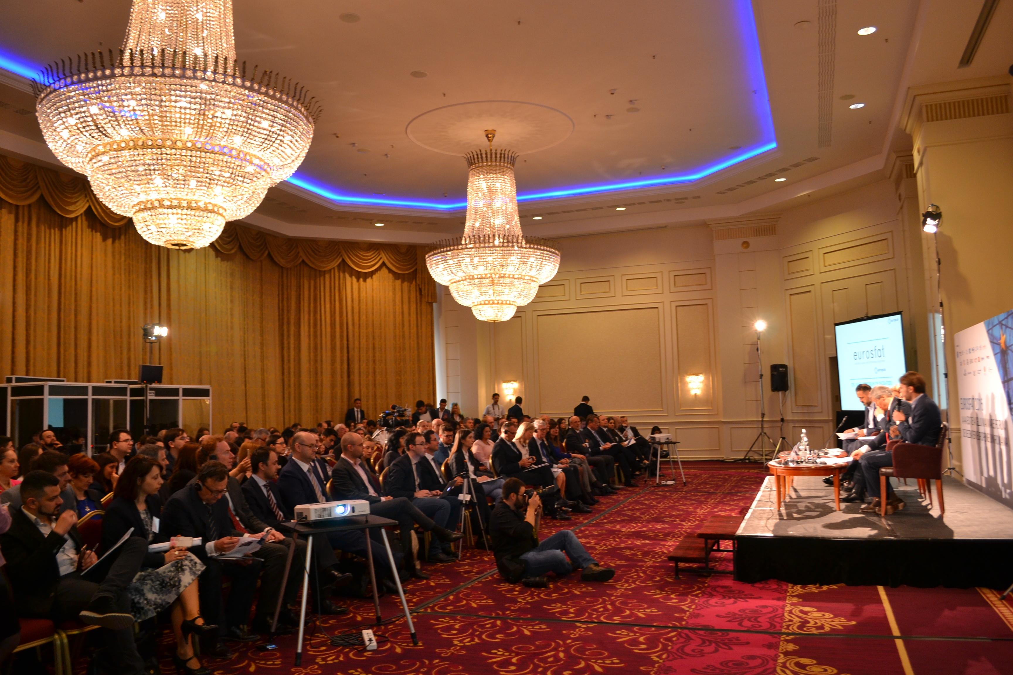 Dosar de presă – cea de-a 4-a ediție a Forumului Eurosfat 2016