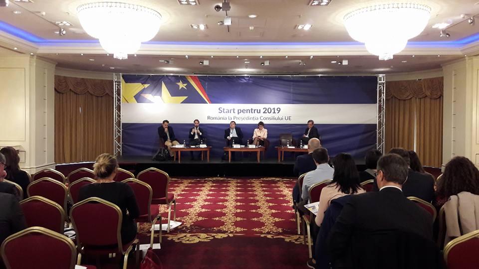 Lansarea dezbaterilor publice pentru Președinția Română la Consiliul UE în 2019