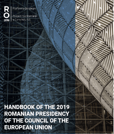 Launch of the RO2019 Handbook – the Romanian Presidency of the Council of the EU