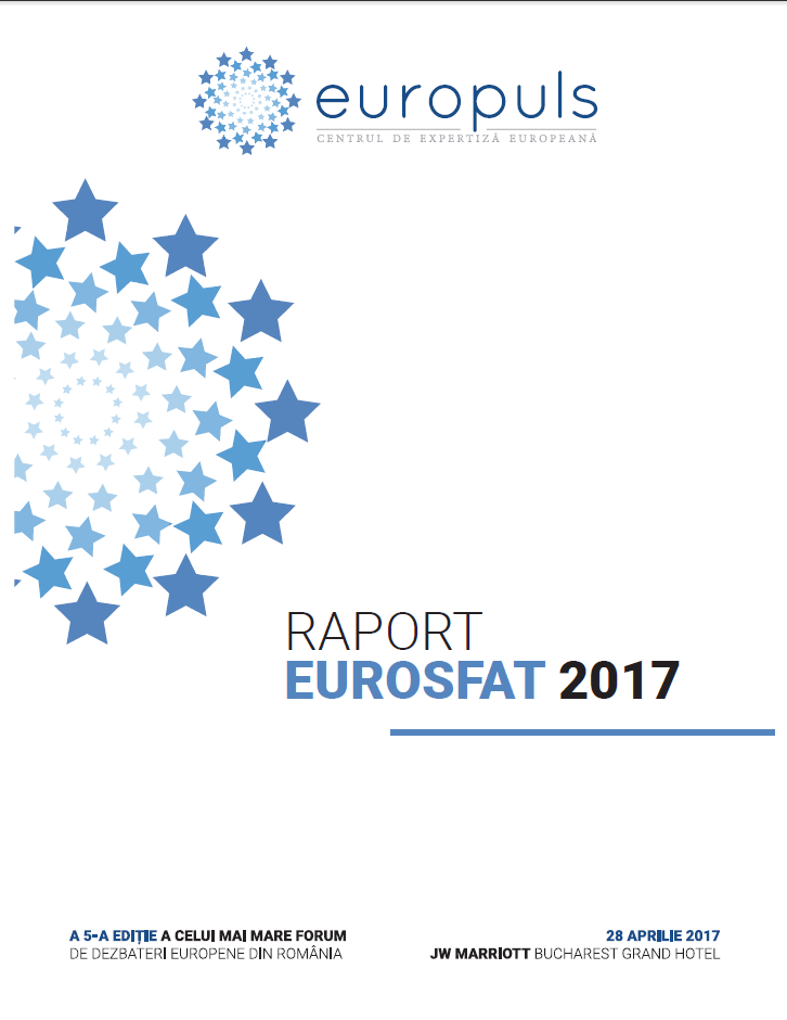 RAPORT EUROSFAT – CEA DE-A 5-A EDIȚIE A FORUMULUI EUROSFAT 2017