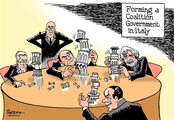 UE câștigă de pe urma alegerilor legislative din Italia?