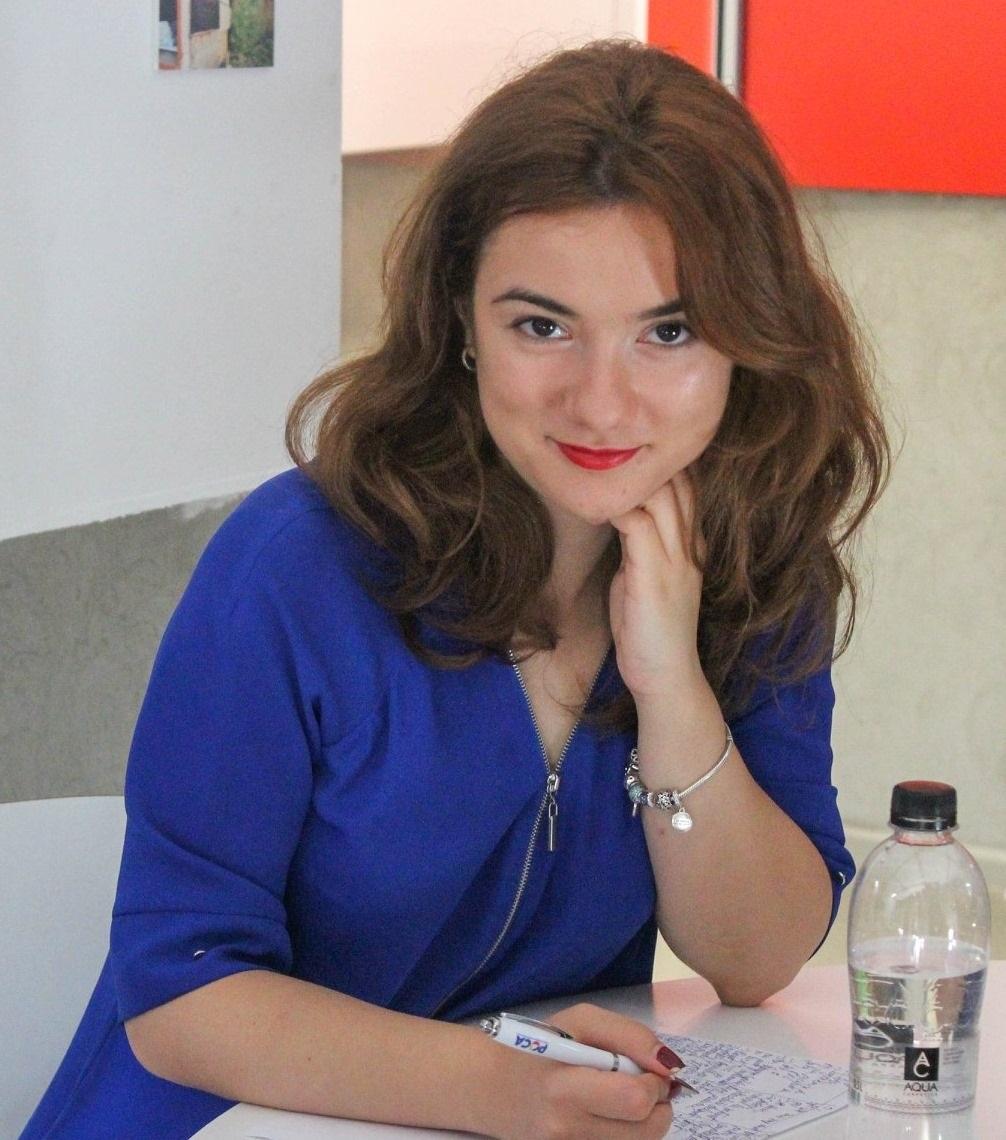Francesca Cristea - Expert afiliat politici de tineret, Europuls