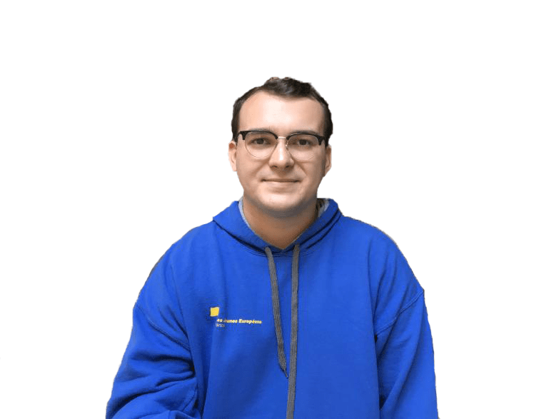 Antoine Chabal - Vicepreședinte, Les Jeunes Européens Franța