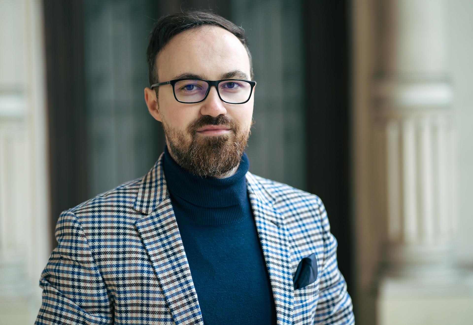 Robert Lupițu - Editor șef, Calea Europeană