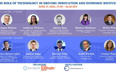 The role of technology in driving innovation and economic recovery